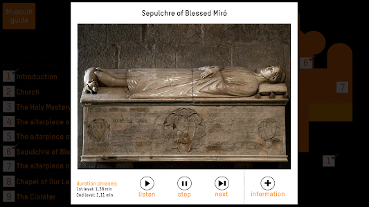 MONASTERY-MUSEUM S.J.ABADESSES screenshot 8