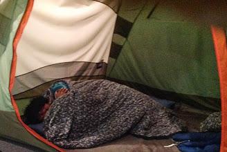 Photo: I camp too :-)