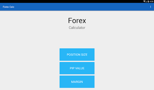Margin level calculator forex