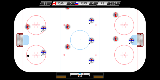 Table hockey fever 2 IIHF Championship Timekiller 0.015 screenshots 1