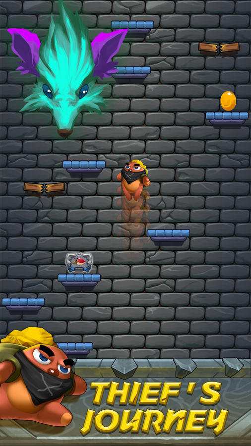 Tiny Thief - Steal Lost Temple- screenshot