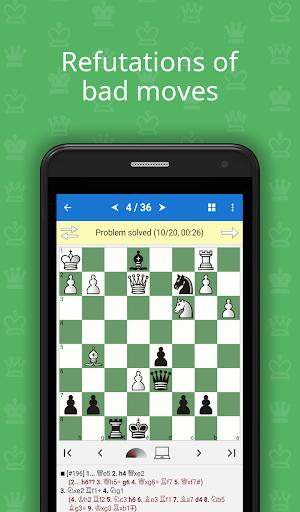 CT-ART 4.0 (Chess Tactics 1200-2400 ELO) 1.2.1 screenshots 3
