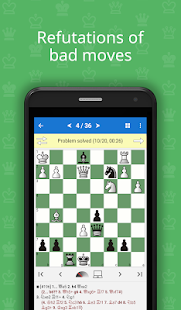 CT-ART 4.0 (Chess Tactics 1200-2400 ELO) Screenshot