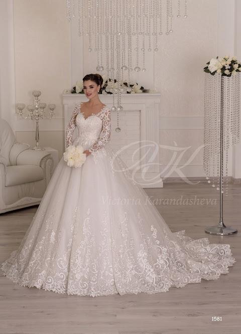 343cbe99ccf8924 Платье 1581 от Viktoria Karandasheva