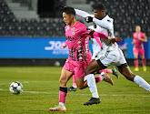 Emmanuel Agbadou explique qu'Eupen était déterminé à prendre les trois points contre Charleroi