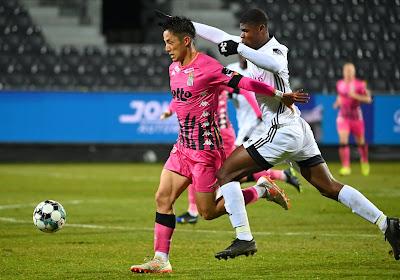 """Charleroi n'a pas fait le poids face à Eupen : """"Nous avions cette détermination de prendre les trois points"""""""