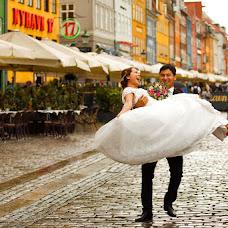 Wedding photographer Kamilla Krøier (Kamillakroier). Photo of 31.07.2018