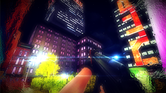 Cyber Retro punk 2069 | Offline Cyberpunk Shooter Apk Download For Android 7