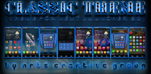 NEXT LAUNCHER 3D CLASSIC THEME APK [6 5] - Download APK