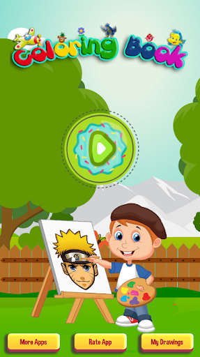 Download Cara Menggambar Naruto Boruto Untuk Anak Anak Google Play