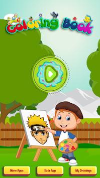 Download Cara Menggambar Naruto Boruto Untuk Anak Anak Apk Latest