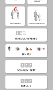 Learn to speak English grammar and practice- screenshot thumbnail