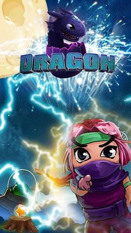 android Dragon Rise: Run 3D Game Screenshot 0