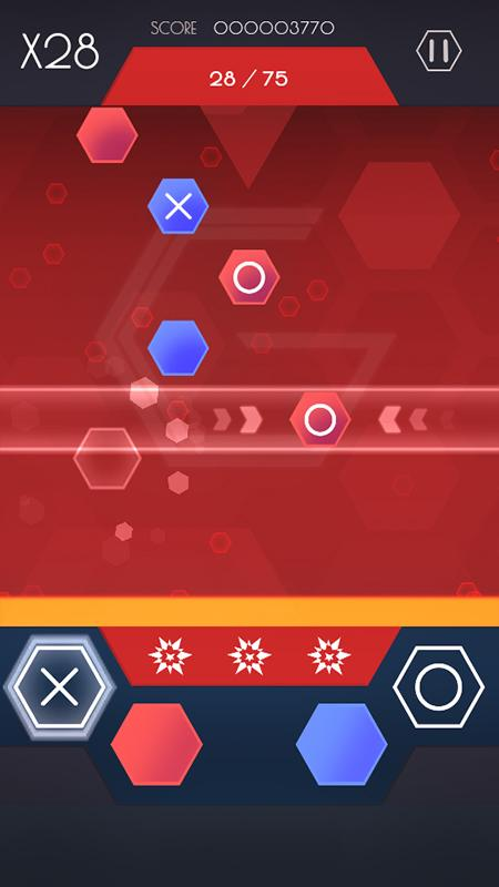 Geometry colors- screenshot