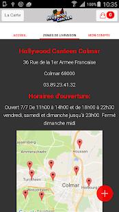 Hollywood Canteen Colmar - náhled