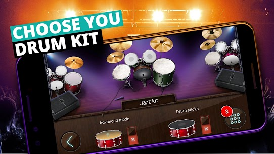 Drum Set Music Games & Drums Kit Simulator 4