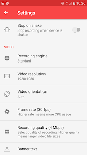 Screen Recorder – Record your screen App Download For Android 6