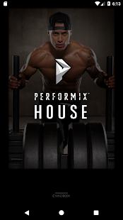 Performix House - náhled