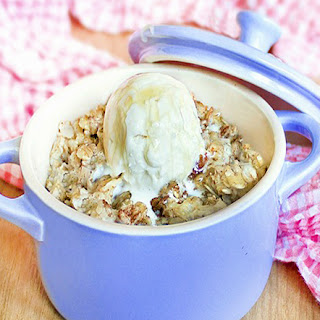 Snickerdoodle Oatmeal.