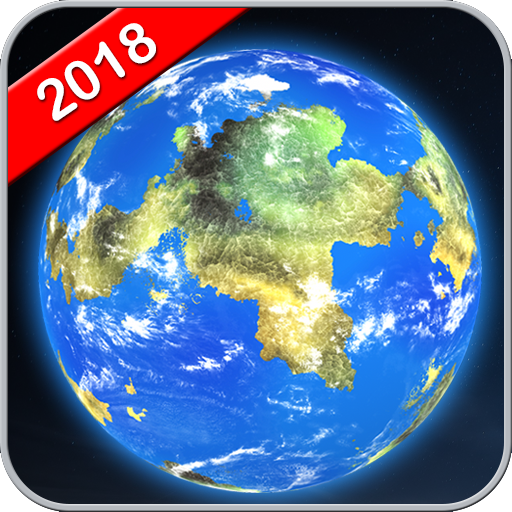 Earth Map Live GPS: Street View Navigation Transit file APK Free for PC, smart TV Download
