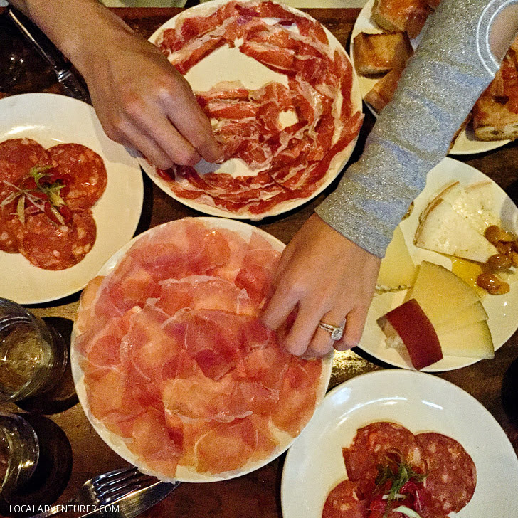 Bar Jamon (Ultimate NYC Food Bucket List - 49 Places to Eat in NYC).
