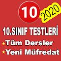 10.Sınıf Testleri Tüm Dersler icon