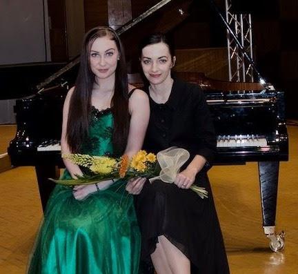 Andrea Astrabová a Zuzana Udičová