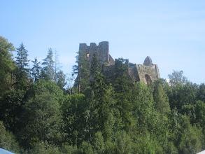 Photo: Czorsztyńskie ruiny