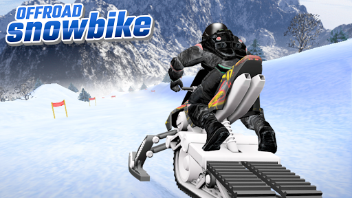 OffRoad Snow Bike 1.0 screenshots 8