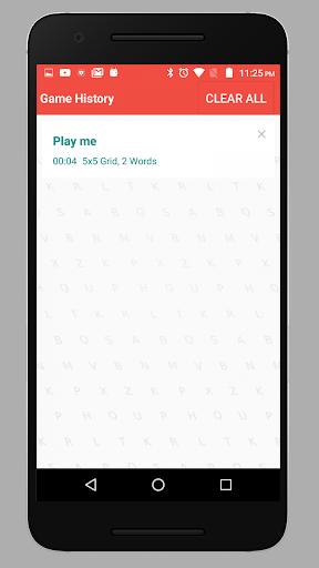IndianWordsSearch 1.1 screenshots 5