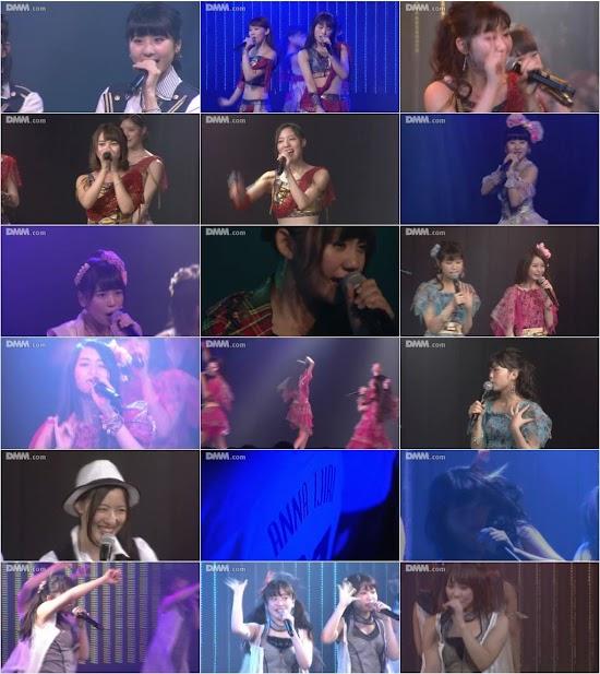 (LIVE)(公演) NMB48 チームBII「逆上がり」公演 160520