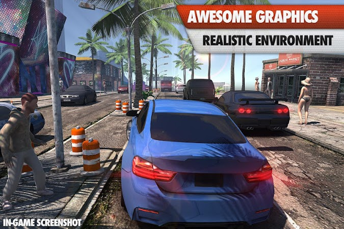 Racing Horizon :Unlimited Race v1.0.8 (Mod Money)