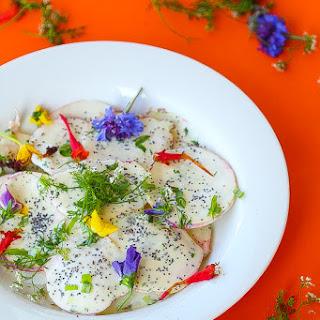 Turnip Salad Flavor Profile.