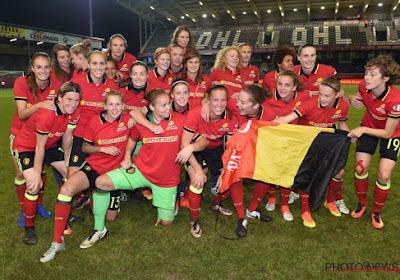 La sélection des Flames pour affronter le Danemark et les Pays-Bas