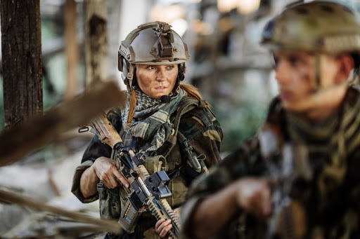 Integration of women in combat fails