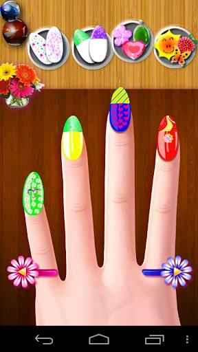 Sally's Nail Salon 2 1.9 screenshots 2
