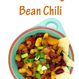 Bountiful Vegan Bean Chili