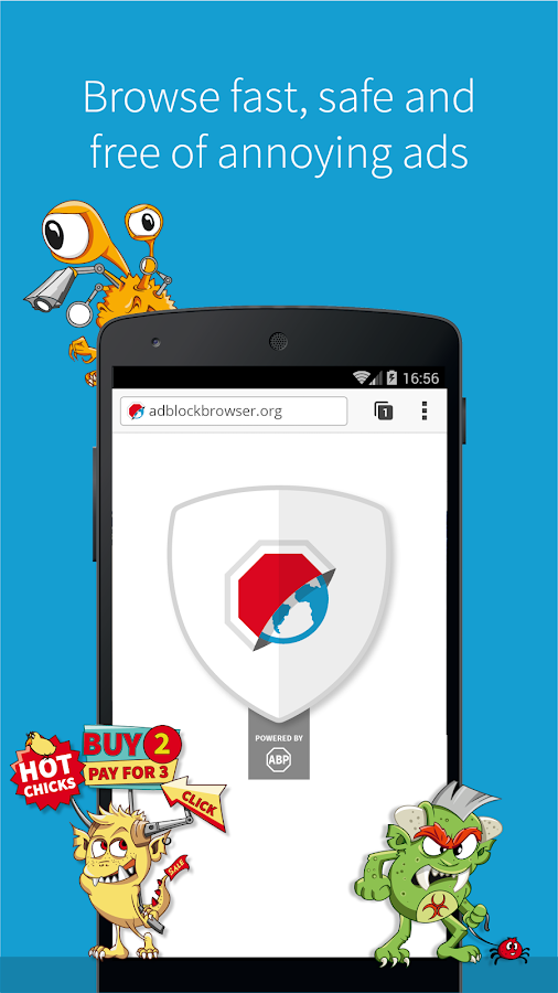 Adblock Browser For Android Android Apps On Google Play