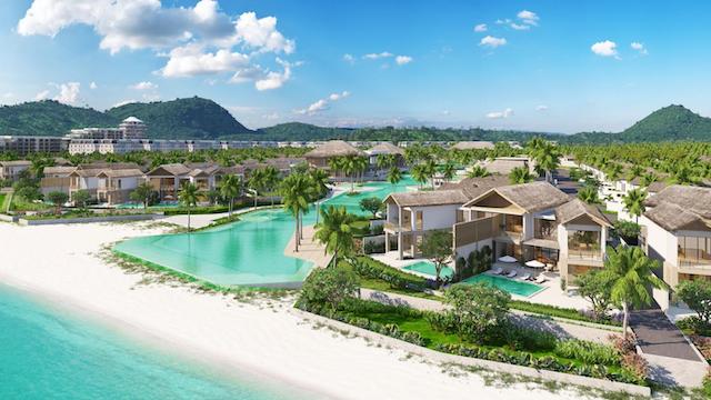 Dự án biệt thự bãi khem phú quốc là nơi nghỉ dưỡng lý tưởng cho các gia đình Việt