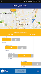 Cincy EZRide- screenshot thumbnail