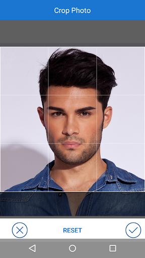 Men Mustache Beard Haircuts  screenshots 1