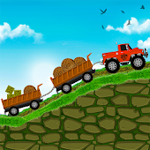 Cargo Loader : Mountain Driving