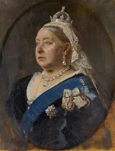 Heinrich von Angeli (1840-1925) - Queen Victoria (1819-1901)