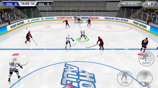 Hockey All Stars apkpoly screenshots 1