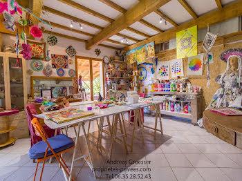 villa à Saint-Bauzille-de-la-Sylve (34)