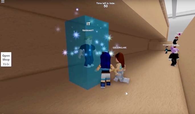 Hide and Seek Extreme Roblox Hiding Spots - screenshot