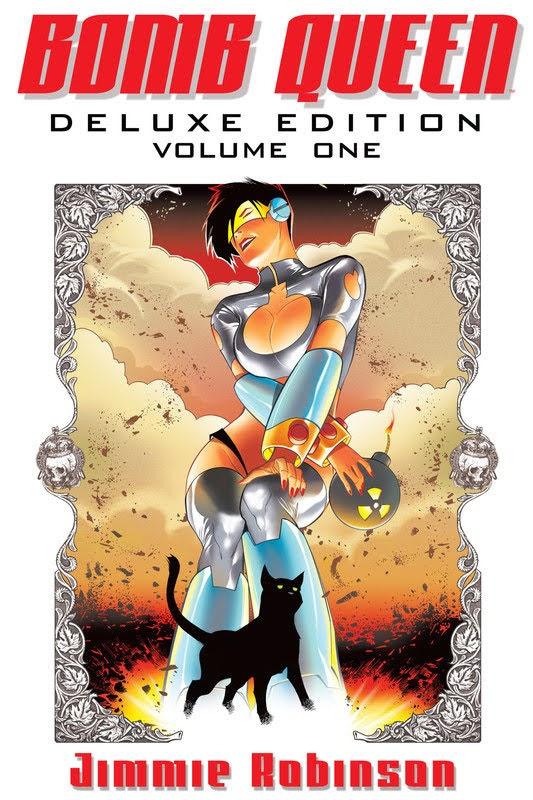 Bomb Queen Deluxe Edition (2013) - complete