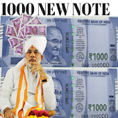 Modi Ke 500/1000/2000 new note