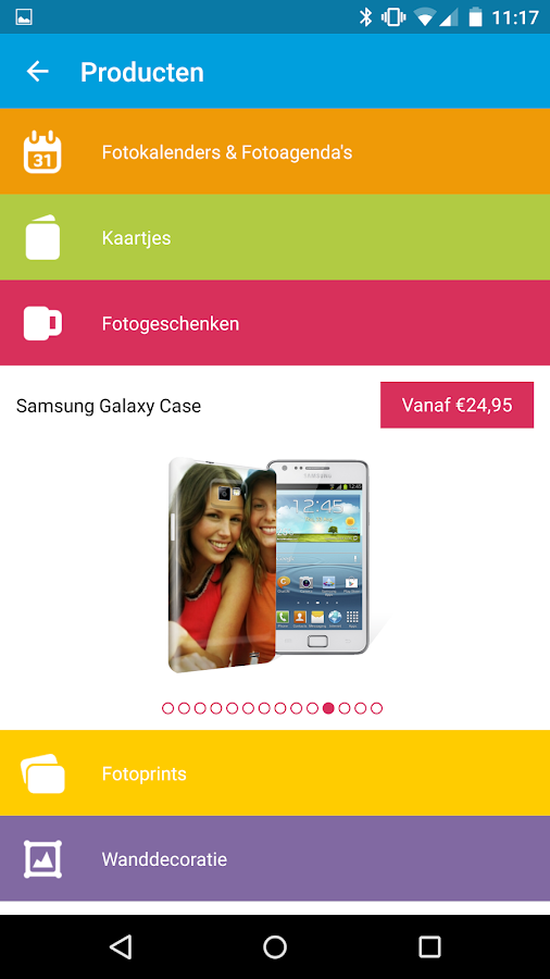 Smartphoto BE- screenshot