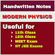 Handwritten Notes of Modern Physics Download on Windows